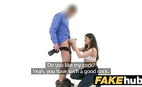 Fucked on the couch!